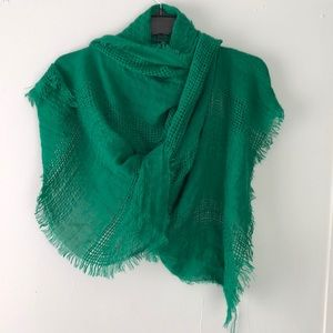 Emerald Green Scarf